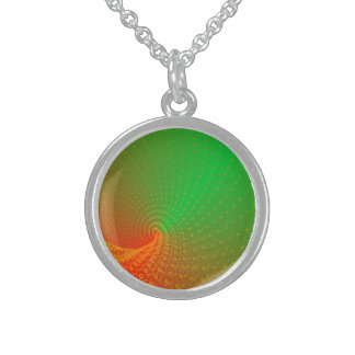 Red-green Necklace