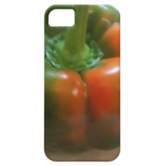 Red & Green Pepper iPhone 5 Cases