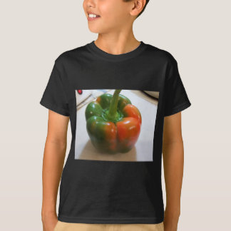 Red & Green Pepper T-Shirt