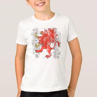 Red Griffin Kids' Light Shirt