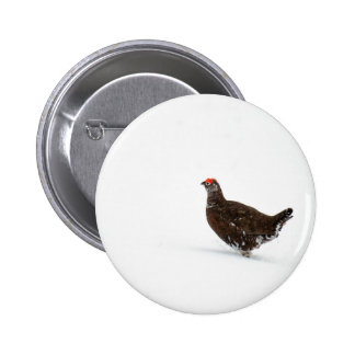 Red grouse button