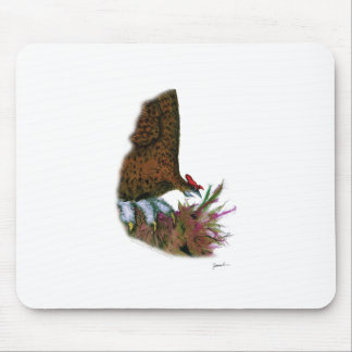 red grouse, tony fernandes mouse pad