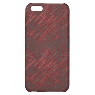 Red Grunge iPhone4 Cover For iPhone 5C
