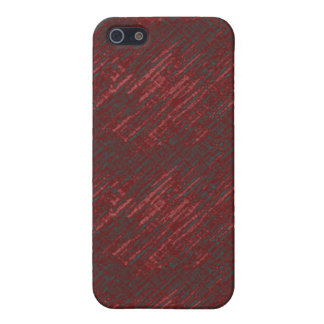 Red Grunge iPhone4 iPhone 5 Case
