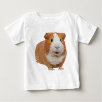 red guinea pig baby T-Shirt