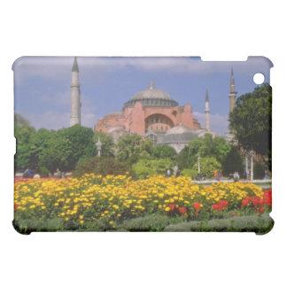 Red Hagia Sophia Museum, Turkey flowers iPad Mini Cases