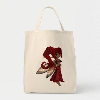 Red Hair Princess Bag - African American