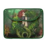 """Red Haired Mermaid  13"""" MacBook Sleeve MacBook Pro Sleeve"""