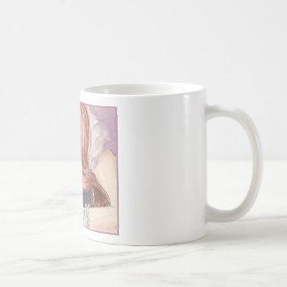Red Haired Princess & her Rat Coffee Mug