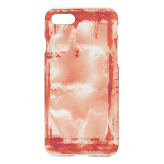 Red Halloween Paint Laboratory Haunted House Prop iPhone 8/7 Case