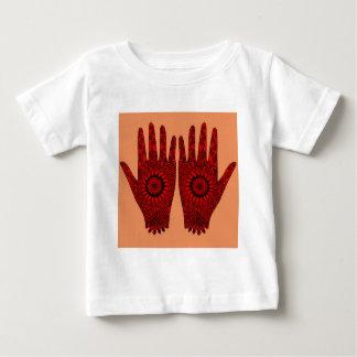 Red Hamsas Baby T-Shirt