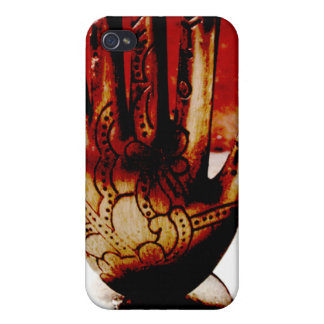 Red Hand iPhone 4/4S Case
