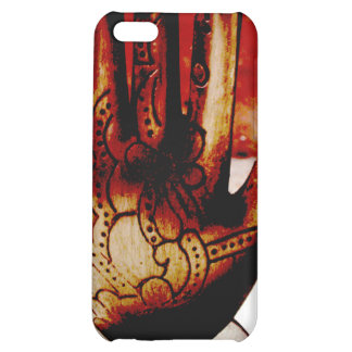 Red Hand iPhone 5C Cover