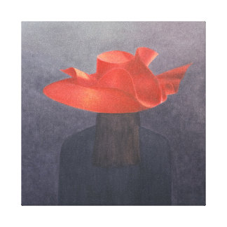 Red Hat 2004 Canvas Print