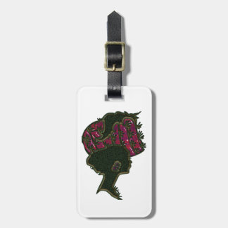 Red Hat Cameo Luggage Tag
