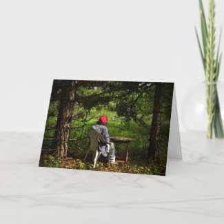 Red Hat Greeting Cards