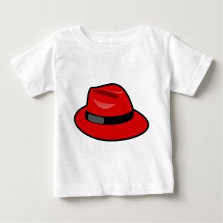 Red Hat Fedora Baby T-Shirt
