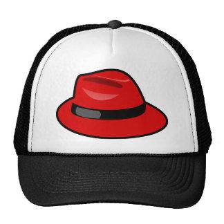 Red Hat Fedora Gorra