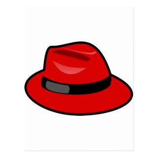Red Hat Fedora Postal