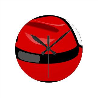 Red Hat Fedora Reloj De Pared