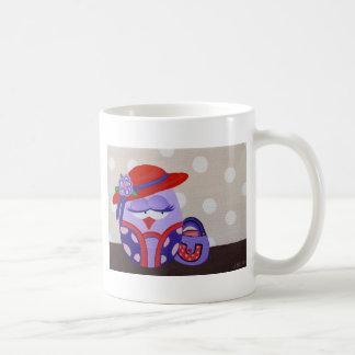 Red Hat Owl Mug