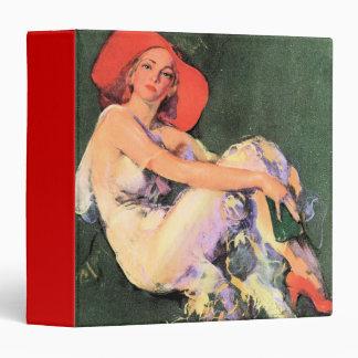 """Red Hat y el libro Carpeta 1 1/2"""""""