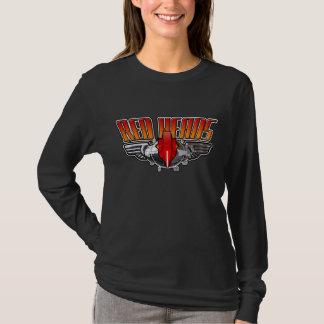 Red Head Chicken Knob T-Shirt