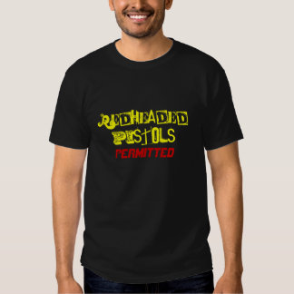 Red head quote t shirt
