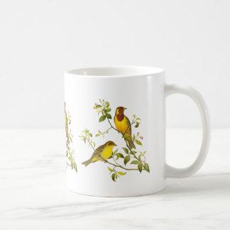 Red-headed Bunting Coffee Mug