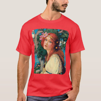 Red Headed Lady T-Shirt