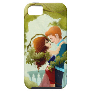 Red-headed Love iPhone SE/5/5s Case