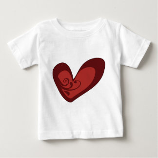 Red Heart Baby T-Shirt