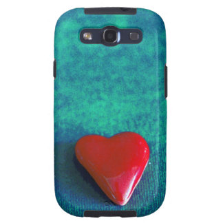 red heart galaxy SIII case
