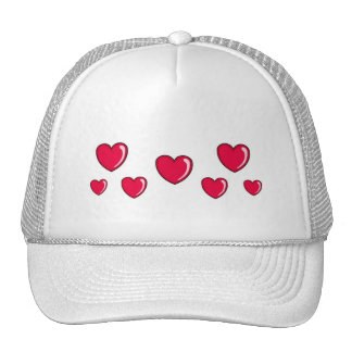Red Heart Hats