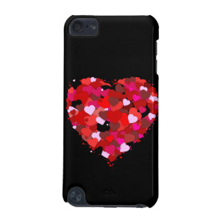 Red Heart iPod Touch (5th Generation) Case