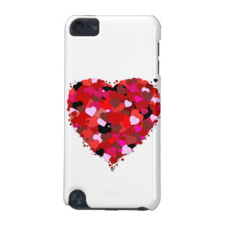 Red Heart iPod Touch (5th Generation) Cases