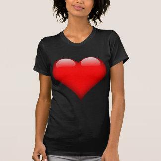 Red Heart Love T-Shirt