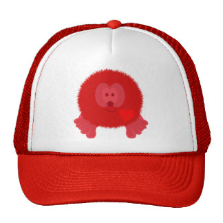 Red Heart Pom Pom Pal Hat
