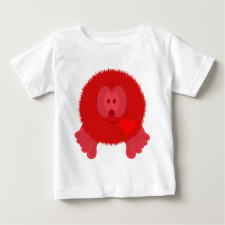 Red Heart Pom Pom Pal T Shirt