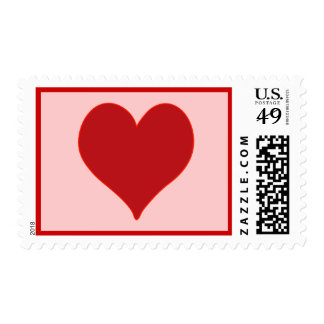 Red Heart Stamps