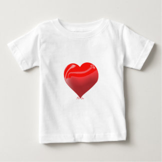 RED HEARTWOOD OF BEECH FOR JEAN.png Baby T-Shirt