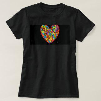red heartwood of beech St Valentine tee-shirt T-Shirt