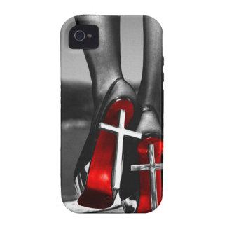 Red Heels iPhone 4 Case