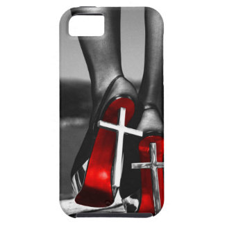 Red Heels iPhone 5 Cover
