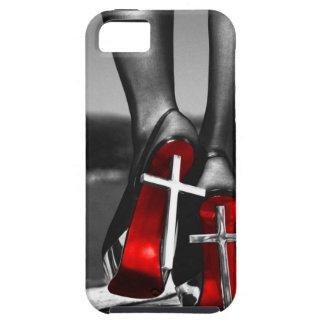 Red Heels iPhone SE/5/5s Case