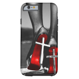 Red Heels Tough iPhone 6 Case