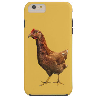 Red Hen Chicken iPhone 6 Plus Case