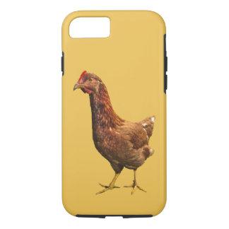 Red Hen Chicken iPhone 7 Case