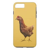 Red Hen Chicken iPhone 7 Plus Case
