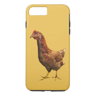 Red Hen Chicken iPhone 7 Plus Case